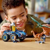 Lego Jurassic World - Gallimimus E Pteranodonte: Missão De R -