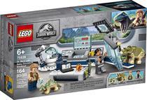 LEGO JURASSIC WORLD - Laboratório do Dr. Wu: A Fuga dos Dinossauros Bebê 75939 -