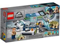 LEGO Jurassic World Laboratório do Dr. Wu - A Fuga dos Dinossauros Bebês 164 Peças 75939 -