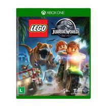 Lego Jurassic World O Mundo Dos Dinossauros - Xbox One - Warner Bros Interactive