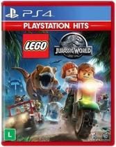 Lego Jurassic World (Playstation Hits) - PS4 Mídia Física - Wb Games