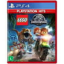 Lego Jurassic World PS Hits BR - PS4 - Sony