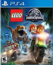 Lego Jurassic World Ps4 Midia Fisica -