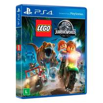Lego Jurassic WORLD  - PS4 - Warner