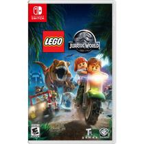Lego Jurassic World - Switch - Nintendo