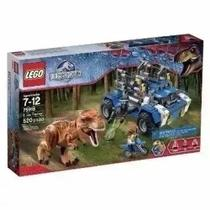 Lego Jurassic World T Rex Tracker 75918 -