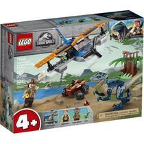LEGO Jurassic World - Velociraptor: Missão de Resgate - Lego -