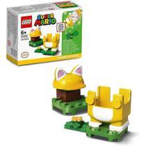 Lego Mario Gato Power Up 11 Peças 71372 -