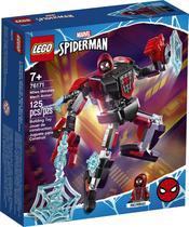 Lego marvel armadura robo de miles morales 76171 -