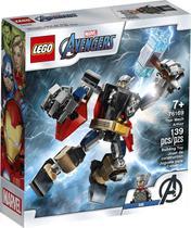 LEGO Marvel - Armadura Robô de Thor 76169 -