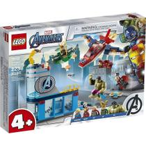Lego Marvel Avengers 76152 - Vingadores a Ira de Loki -