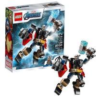 Lego Marvel Avengers Armadura Robô De Thor 139 Peças 76169 -
