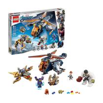 Lego Marvel Avengers Hulk Helicopter Rescue - Lego 76144 - 482 Peças -