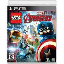 Lego Marvel Avengers - Ps3 - Sony