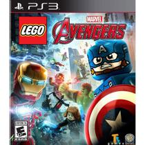 LEGO Marvel Avengers - PS3 - Warner Bros