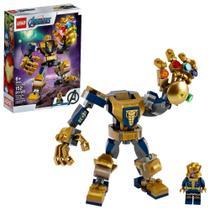 Lego Marvel Avengers Robô Thanos - Lego 76141 -
