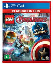 Lego Marvel Avengers Vingadores Ps4 - Wb Games
