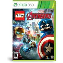 Lego Marvel Avengers - Xbox 360 - Microsoft