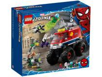 LEGO Marvel Caminhão Gigante do Homem - Aranha vs. Mysterio 439 Peças 76174