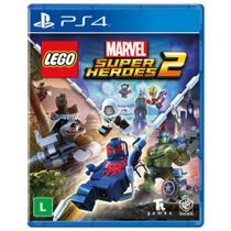Lego Marvel Super Heroes 2 BR - PS4 - Sony
