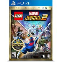 Lego Marvel Super Heroes 2 Deluxe Ed - Ps4 - Sony