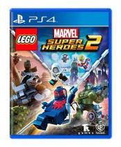 Lego Marvel Super Heroes 2 - PS4 Mídia Física - Warner Bros