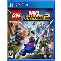 Lego Marvel Super Heroes 2 - Ps4 - Sony