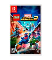 Lego Marvel Super Heroes 2 Switch Br - Warner