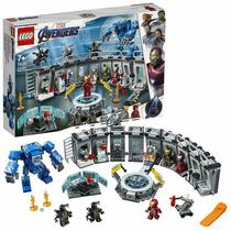 Lego Marvel Super Heroes Armaduras do Homen de Ferro - 76125