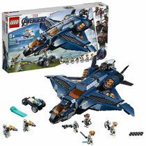 Lego Marvel Super Heroes  - O Quinjet dos Vingadores - 76126 -