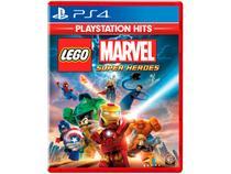 Lego Marvel Super Heroes para PS4 TT Games - Playstation Hits