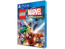 Lego Marvel Super Heroes para PS4 - Warner