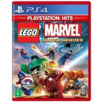 Lego Marvel Super Heroes Ps Hits - Jogo compatível com Ps4 - Sony