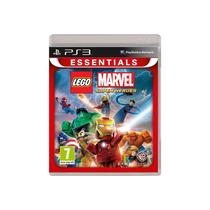 Lego Marvel Super Heroes - Ps3 - Sony