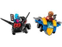 LEGO Marvel Super Heroes - Senhor das Estrelas Vs. Nebula 86 Peças 76090