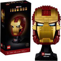 Lego marvel vingadores capacete homen de ferro 76165 -