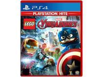 Lego Marvel Vingadores para PS4 TT Games - Playstation Hits