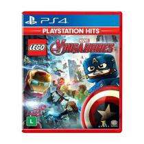 Lego Marvel Vingadores PS Hits - PS4 - Sony