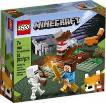 LEGO Minecraft - A Aventura em Taiga 21162 -