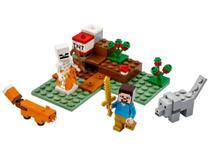 LEGO Minecraft A Aventura em Taiga 47 Peças - 21162
