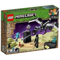Lego Minecraft a Batalha Final 21151