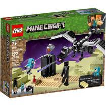 Lego Minecraft - A Batalha Final - 21151 -
