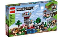 LEGO Minecraft - A Caixa de Minecraft 3.0 LEGO DO BRASIL -
