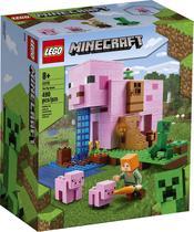 LEGO Minecraft - A Casa do Porco - 21170 -