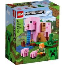 Lego Minecraft a Casa do Porco 21170 -