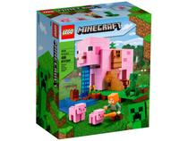 LEGO Minecraft A Casa do Porco 490 peças 21170 -