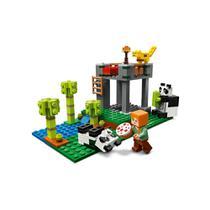 Lego Minecraft - A Creche dos Pandas - 21158 - LEGO -