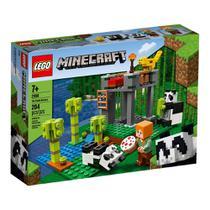 LEGO Minecraft - A Creche dos Pandas - 21158 -