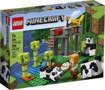 LEGO Minecraft - A Creche dos Pandas -