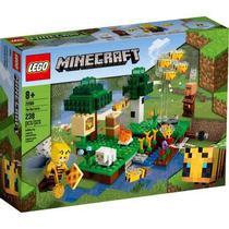 LEGO Minecraft A Fazenda das Abelhas 21165  238 Peças -